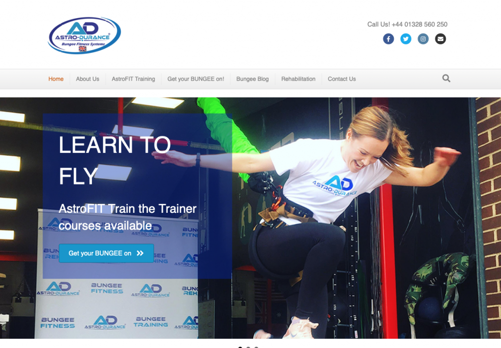 Astro Durance Bungee Fitness UK