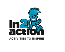 In2Action, logo, activities to inspire