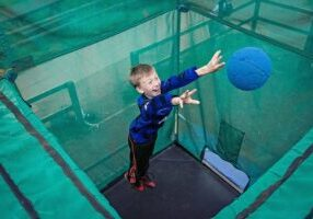 Aeroball, great for kids, outdoor play